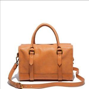 Madewell Mayfair Mini Crossbody Satchel bag